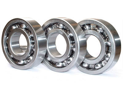 Bearings 4200 Series 2RS SS Rubber Sealed Stainless Steel Double Row bearings