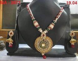 Moti Bandhaai Designer Set