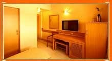 Air- Conditioned Deluxe Rooms