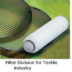 Filter Division for Textile Industry