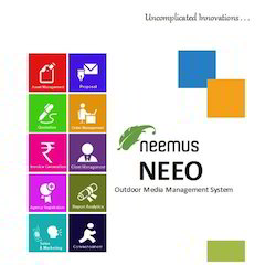 Neemus Outdoor Media Sales and Invoice Management Software