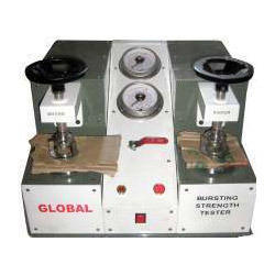 Bursting Strength Tester (Double Head Model)