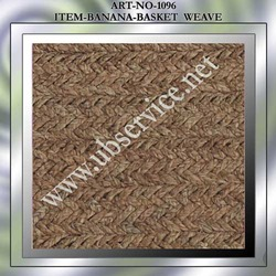 Banana Basket Weave Carpets
