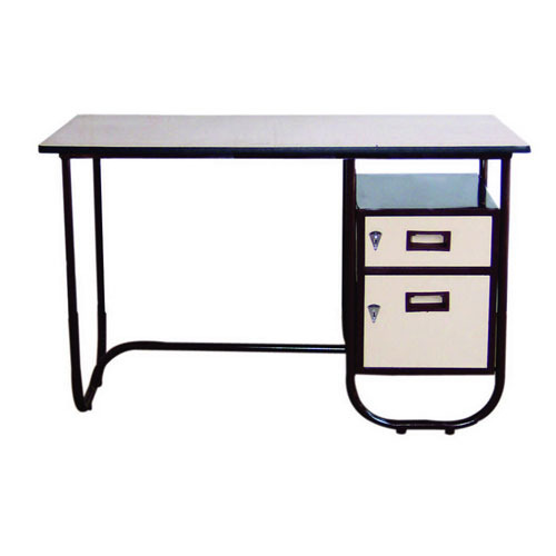 quality design a96c8 26b26 Steel Office Table