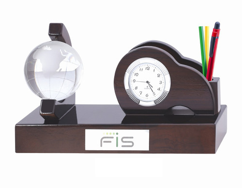 Bon Table Top With Clock