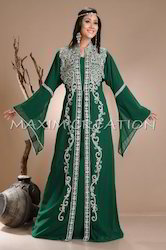 Moroccon Caftan Wedding Gown
