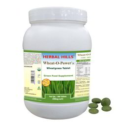 Organic Wheatgrass 900 Tablets Value Pack