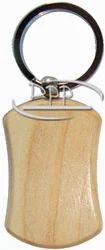 Handmade Wooden Keyring