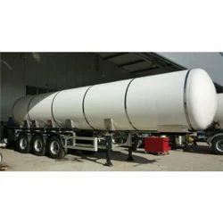 Carbon Di Oxide Road Tanker