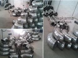 Round Duct Pipe