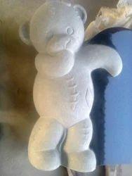 Doll Granite Stone Statue