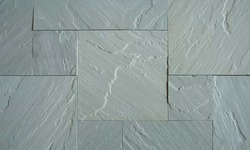 Tandur Grey Lime Stone Handcut