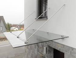Glass Canopy System Glass Canopy Service Provider From