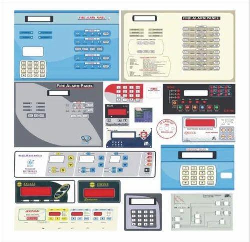 Poly Carbonate Sticker - P C Sticker Manufacturer from New Delhi
