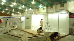Exhibition Stall Fabrication Works
