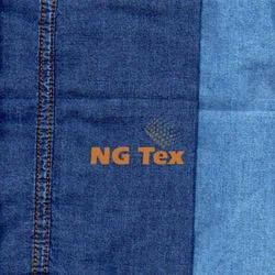 6 Oz Cotton Poly Denim Fabric