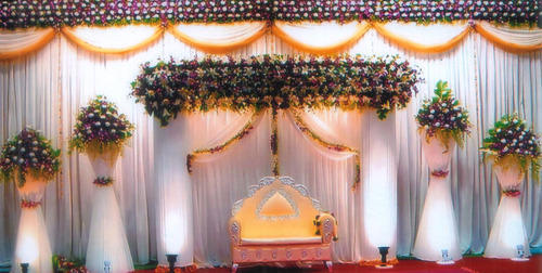 Flower Decoration party organiser for anniversary & exhibition stall designers