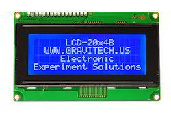 LCD Display JHD 20X4 Blue