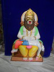 Color Coated Marble Dashavatar Moorti