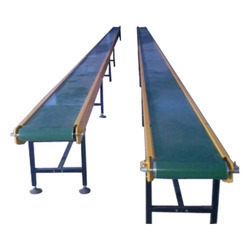 Horizontal Flat Belt Conveyor