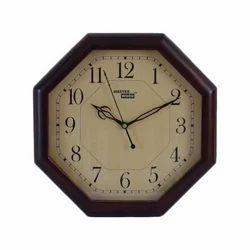 Wooden Economy Clock