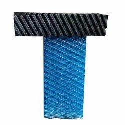 Double Edge Fold PVC Eliminators