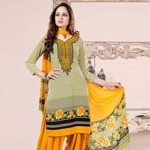 6c9059e524 Women's Designer Suit. महिलाओं के लिए डिज़ाइनर सूट. Rs 1,500/Piece ...