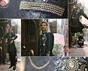 Dark Blue Indo Western Suits