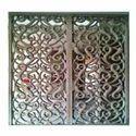 Decorative GRC Window