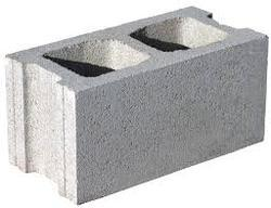Rectangular Hollow Concrete Cavity Block, for Partition Walls