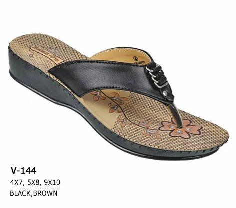 9f284b66e4f434 Trendy Ladies Chappal