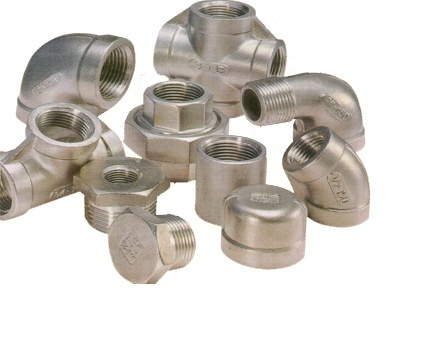 Stainless Steel IC Pipe Fitting, Packaging Type: Carton Box