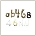 Number & Alphabet