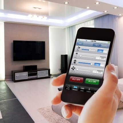 Wifi Home Automation System