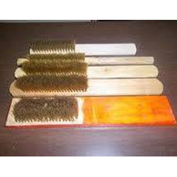 Brass Handle Wire Brush