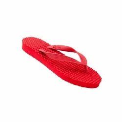 Women V Shape Ladies Slipper, Size: 4-8