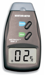 Digital Moisture Meter For Wood, Bamboo, Cotton, Foodstuff