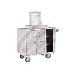 Tea Snacks Service Trolley