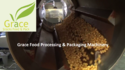Snacks Flavor Applicator Seasoning Machine