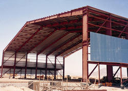 Steel Structural Shed