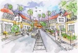 Self Assisted Living Villas,Kecheri