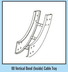 Vertical Bend Cable Tray