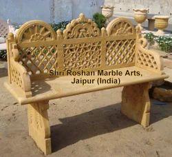 Stone Sofa, Size: 6 X 5 Ft