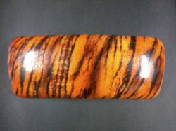 Antique Tiger Skin Spectacle Cases