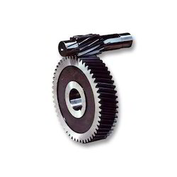 Grinded Helical Gear