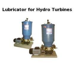 Lubricator For Hydro Turbines