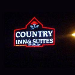 Neon Light Sign Hoarding