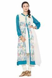Designer Ladies Casual Party Wear Long Kurti