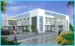 Commercial Hall Building Projects