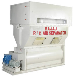 Air Separator with Vacuum Wheels